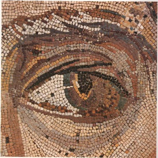 Ancient Glass Eye