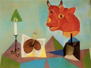 Picasso-bull-1