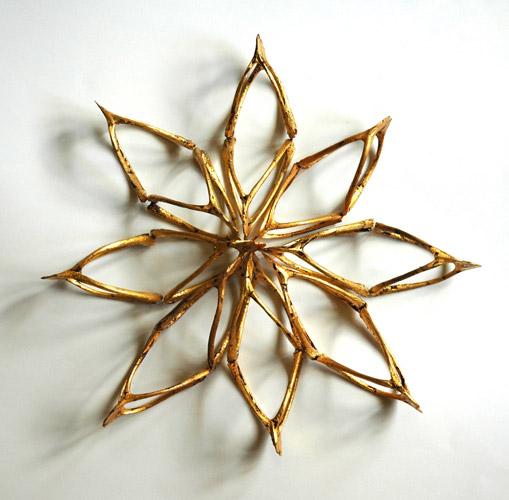 GILDED LUCKY STAR